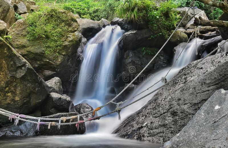 Ciherangwaterval stock fotografie