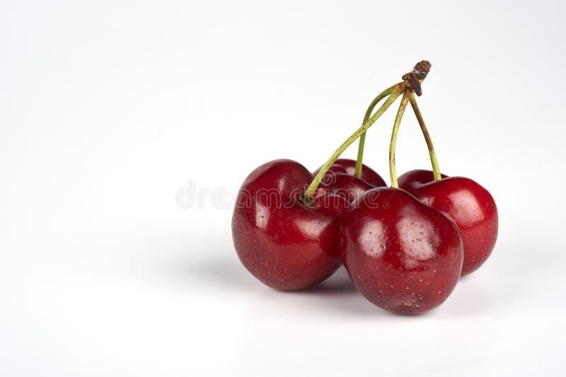 Download Ciliege immagine stock. Immagine di tabella, frutta, biologico - 55359499