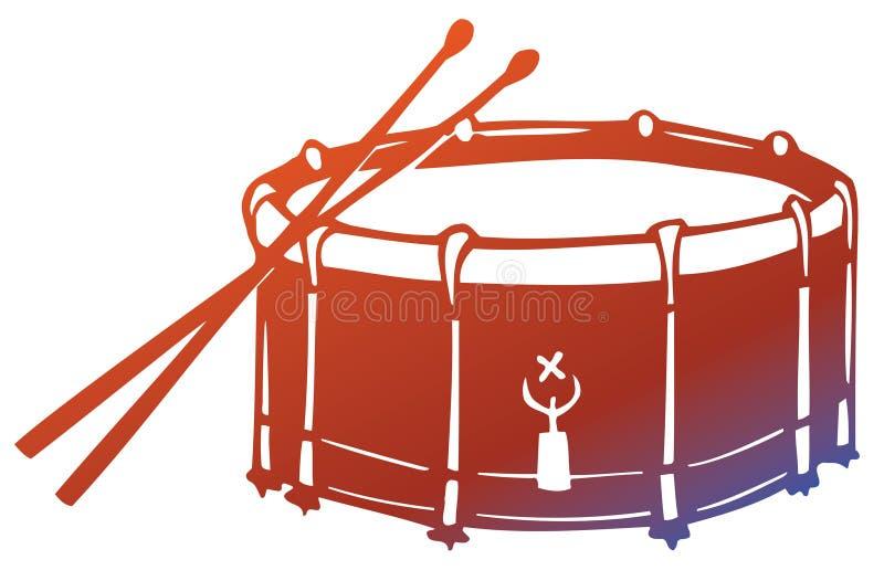 Cilindro ilustração royalty free