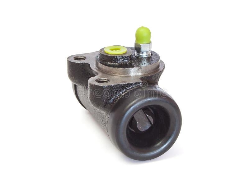 Cilindro de freio fotografia de stock