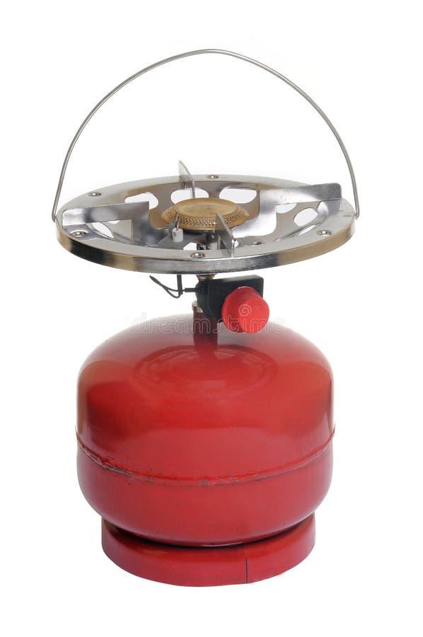 Cilindro de gas imagen de archivo libre de regalías