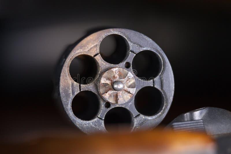 Cilindro del arma imágenes de archivo libres de regalías