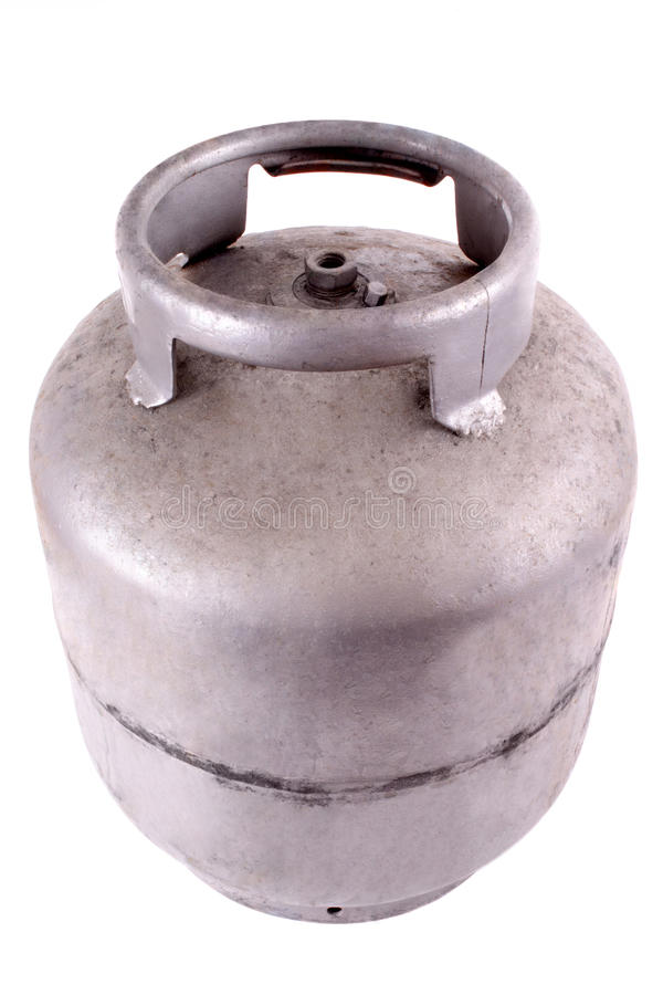 Cilindro del LPG fotografía de archivo
