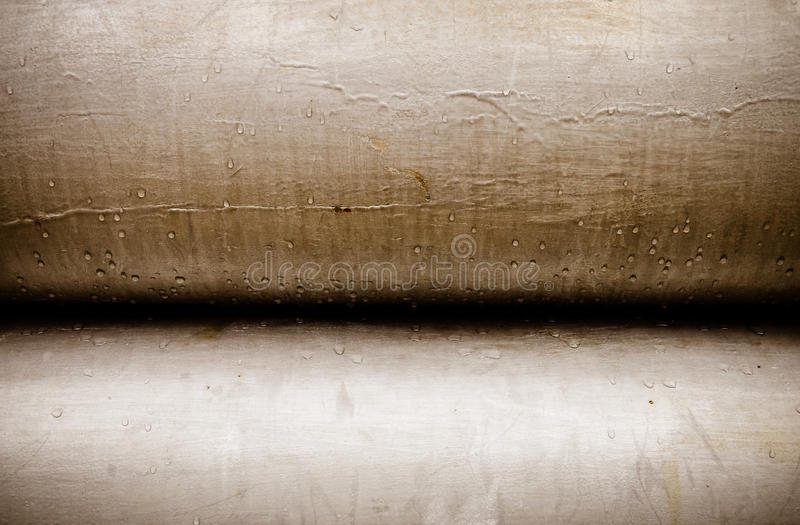 Cilindros molhados fotos de stock
