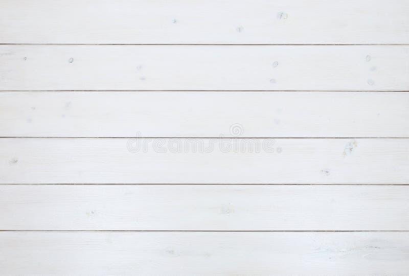 Cima di legno del modello di struttura dello sfondo naturale della tavola della plancia del pino bianco fotografia stock