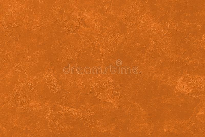 Cimentez le mur du fond et de la texture noirs modifiant la tonalité l'érable d'automne images stock