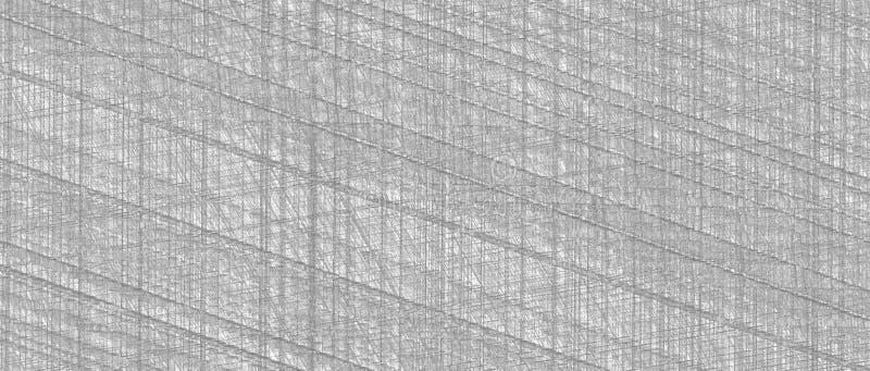 Cimento ou concreto do fundo Opção 9 3d rendem ilustração stock
