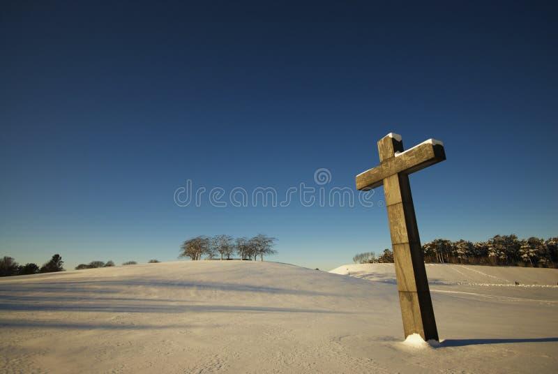 cimetière Stockholm image stock