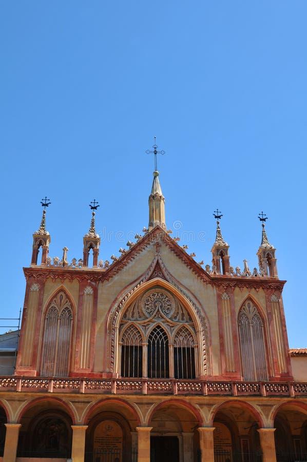 Cimiez Monastery stock image