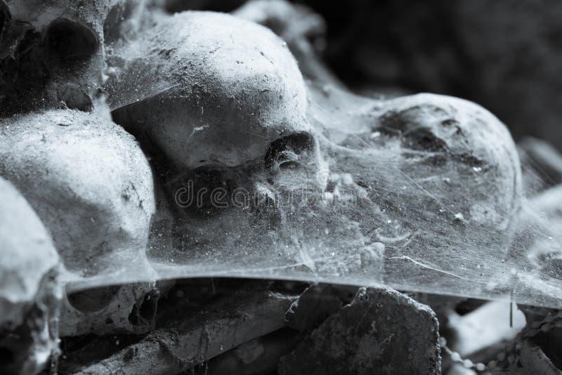 Download Cimitero delle Fontanelle stock photo. Image of door - 83710380