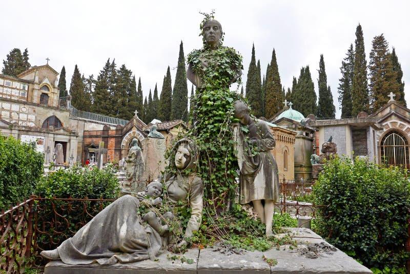 Cimitero Delle Porte Sante royalty free stock photo