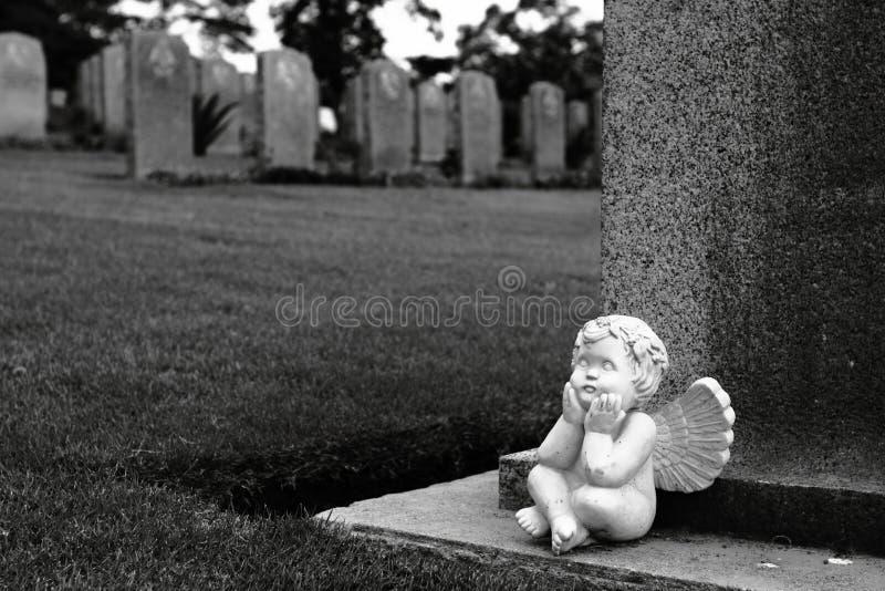 Cimitero di guerra di Kranji fotografie stock