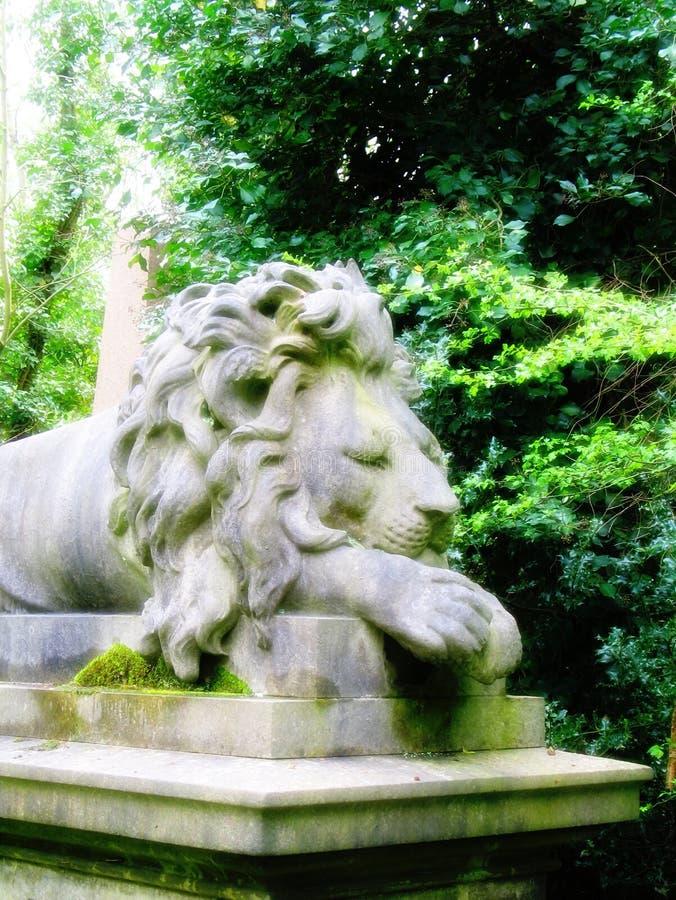 Cimitero Londra di Highgate fotografie stock libere da diritti