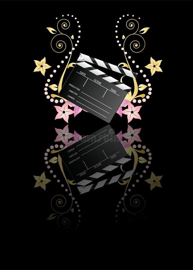 Cinéma illustration de vecteur