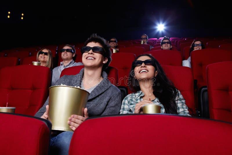 Cinéma photos stock