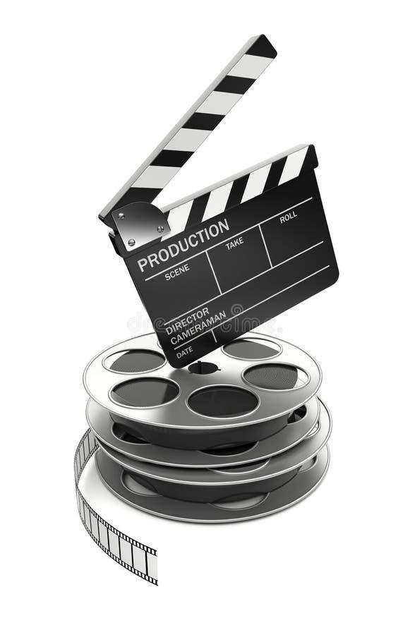 Cinéma illustration stock