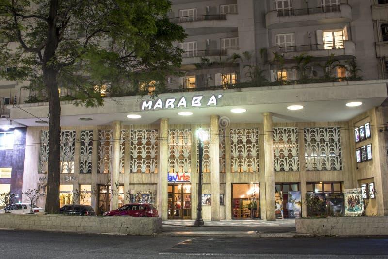 Cinématographie Maraba photo stock