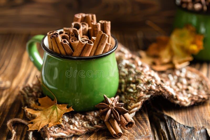 Download Cinamomo foto de archivo. Imagen de navidad, aroma, condimentación - 42430438