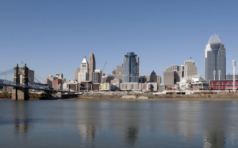 Cincinnati fotografia stock