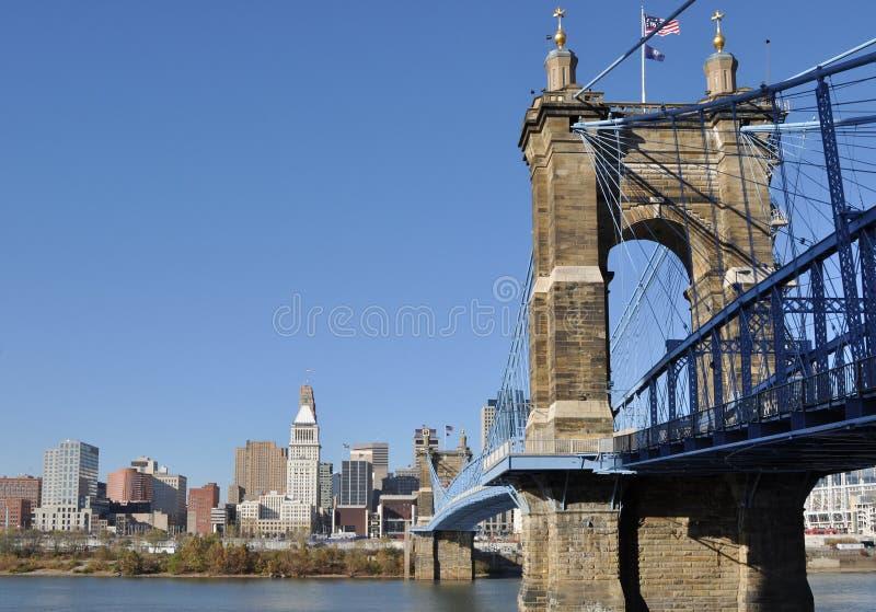 Cincinnati fotografie stock libere da diritti