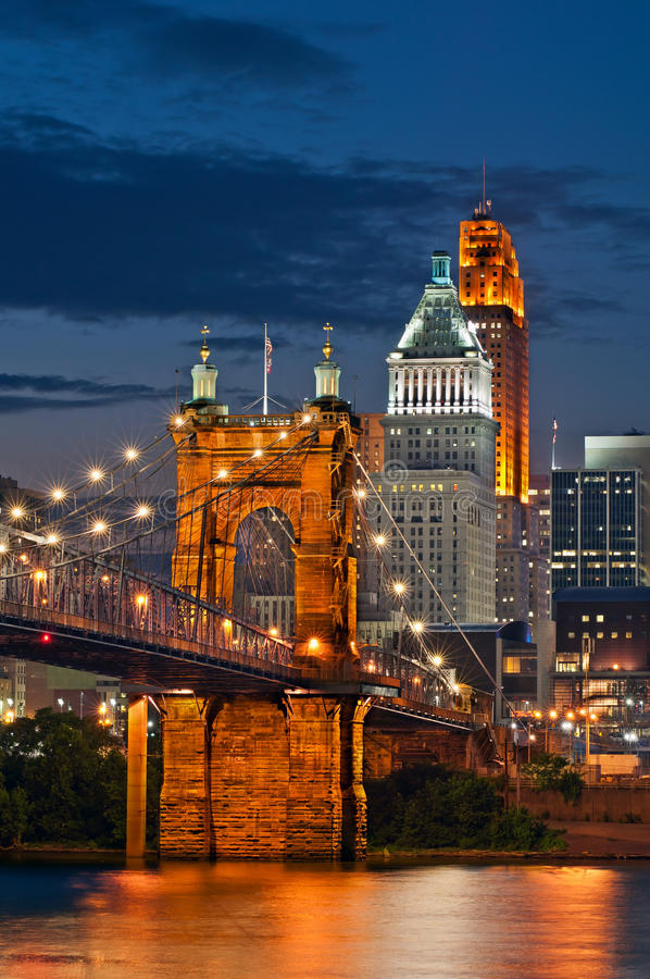 Free Cincinnati. Stock Images - 20793604
