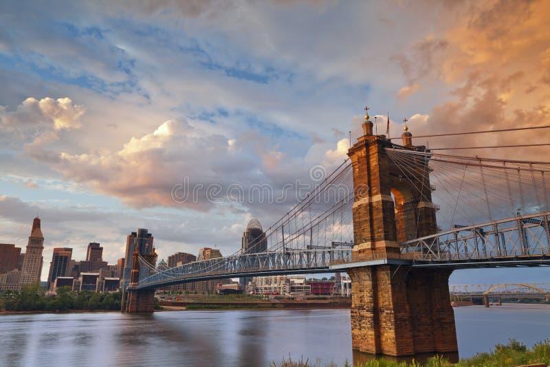 Download Cincinnati. stock image. Image of historic, north, city - 26254783