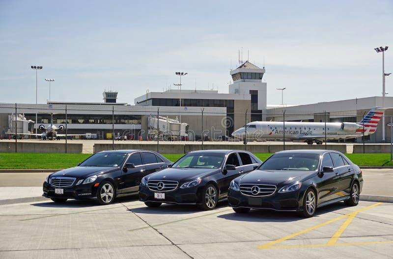 Cincinnati/aeroporto internazionale nordico del Kentucky (CVG) immagini stock libere da diritti