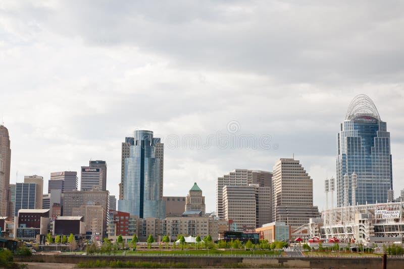 Cincinnati, OH obrazy stock