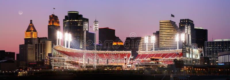 Cincinnati Ohio immagini stock libere da diritti