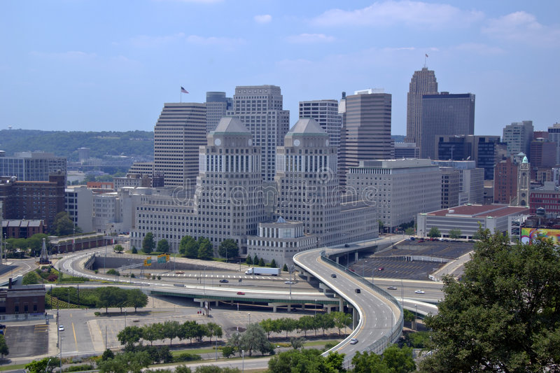 Cincinnati, Ohio stockbilder