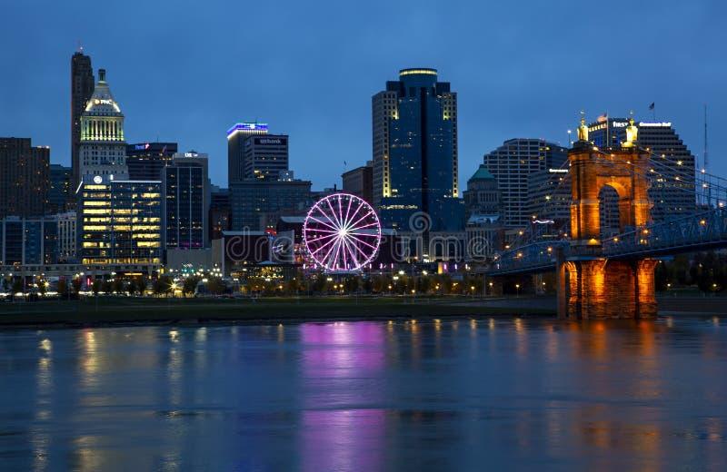 Cincinnati, Ohio stock images