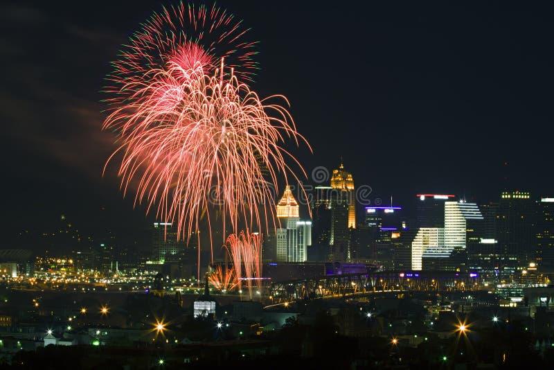 Cincinnati vierde stock foto's