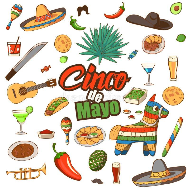 Cinco de Mayo świętowanie w Meksyk,
