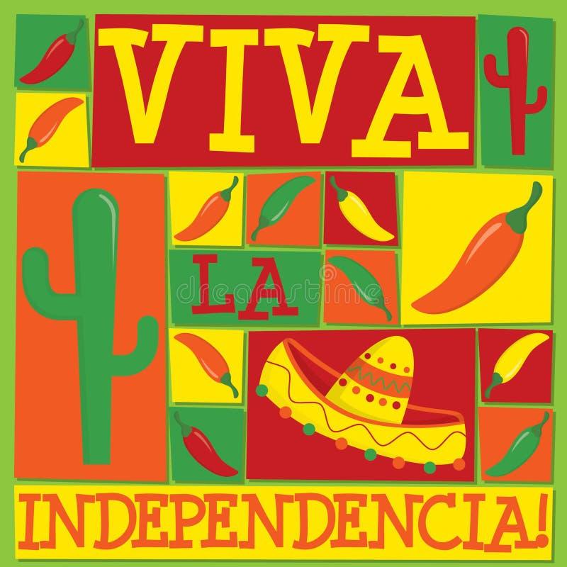 Cinco De Mayo! vector illustratie
