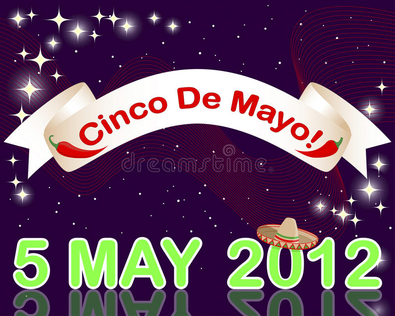 Download Cinco De Mayo Background. Royalty Free Stock Photography - Image: 24533047