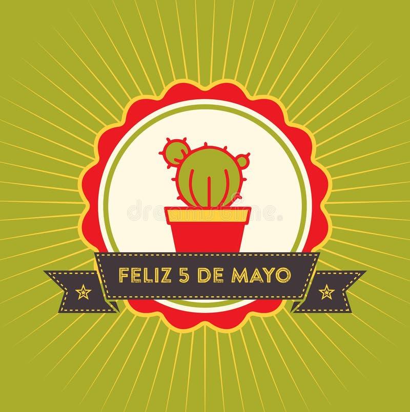 Cinco de Mayo - kartka z pozdrowieniami