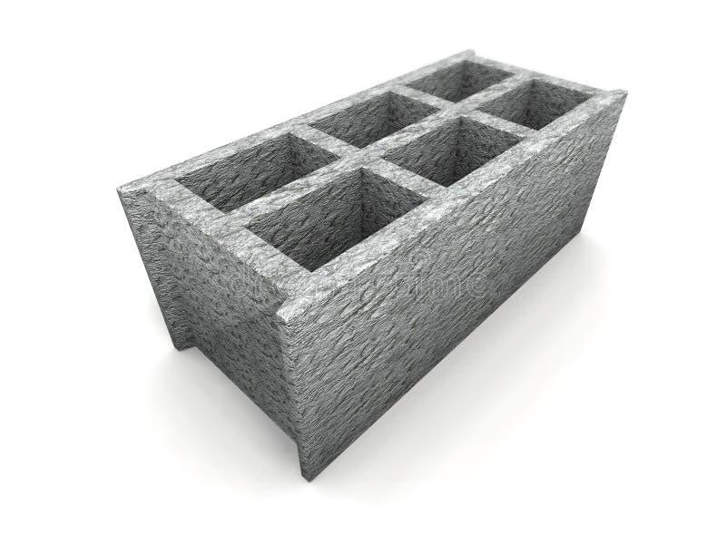 Download Cinder-block stock illustration. Image of industry, brick - 8988547