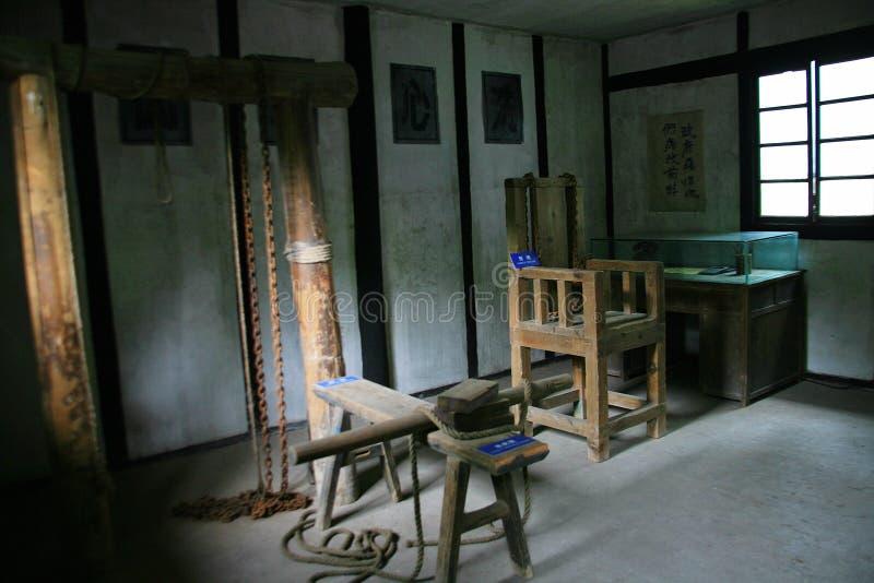 Cinder Cave in Chongqing stockfotos