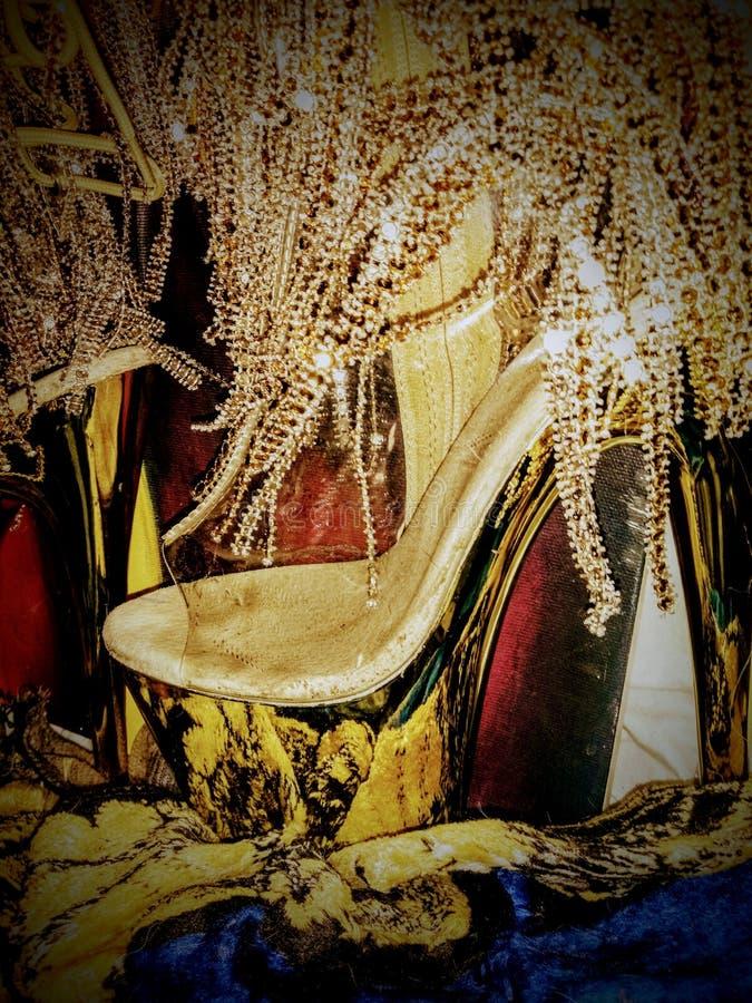 Cinderella& x27; паз s стоковые фото