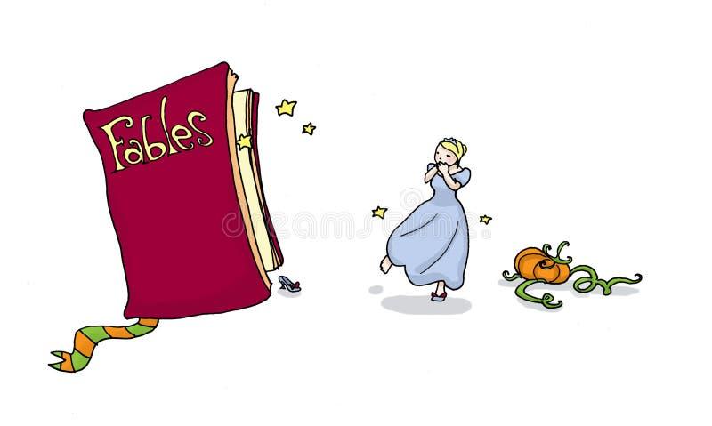 cinderella ilustracji
