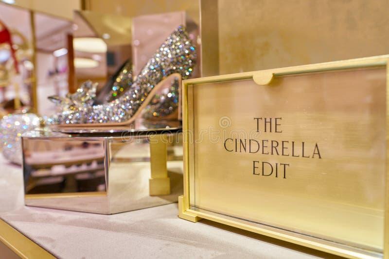 Cinderella Edit stockfotografie