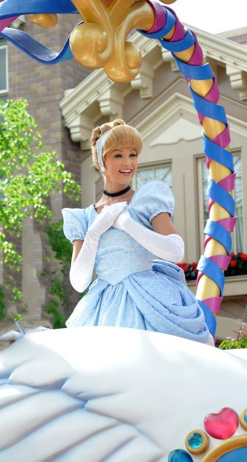 Cinderella royalty free stock image