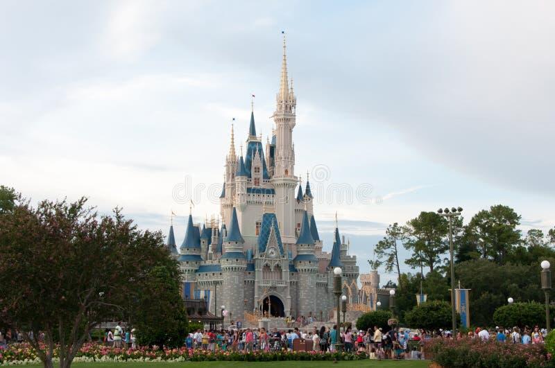 Download Cinderella's Castle editorial image. Image of mickey - 20261135