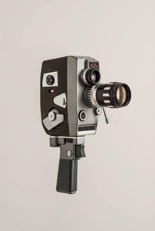 Download Cine camera stock photo. Image of vintage, film, camera - 31145648