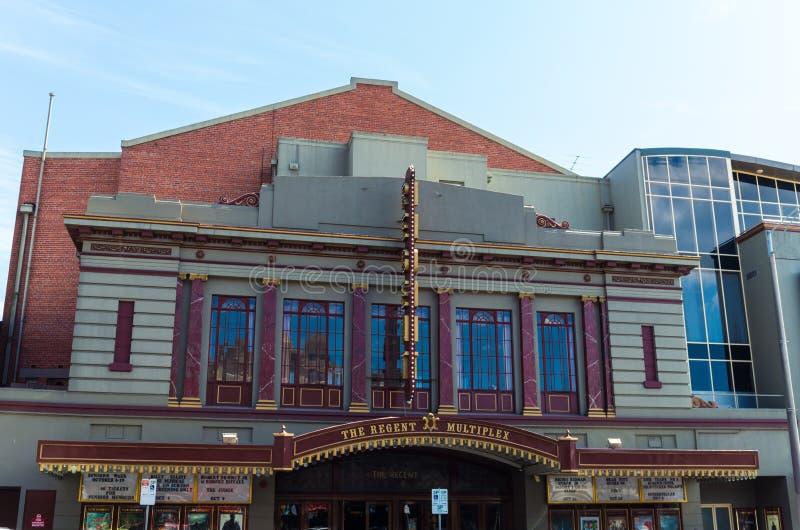 Cine de Regent Multiplex en Ballarat, Australia fotografía de archivo libre de regalías