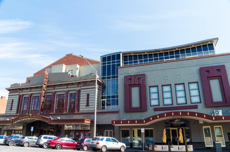 Cine de Regent Multiplex en Ballarat, Australia imagen de archivo libre de regalías