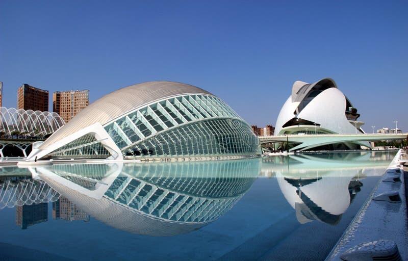 Cine en Valencia foto de archivo libre de regalías