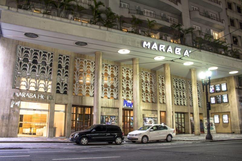 Cine Maraba zdjęcie stock