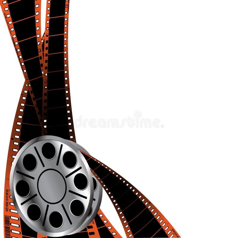 Cinema ilustração royalty free