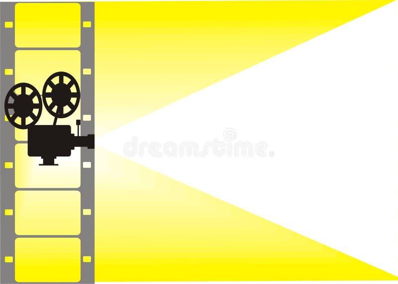 Cinema ilustração do vetor